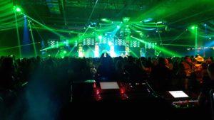 evenementen productie