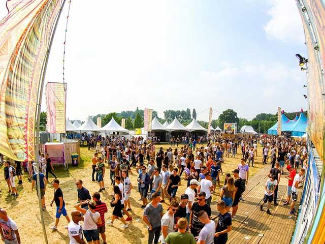 festival productie