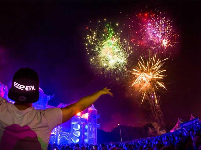 event fireworks