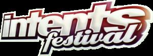 logo intents festival